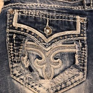 Rock Revival Jeans 30 R. Price Firm